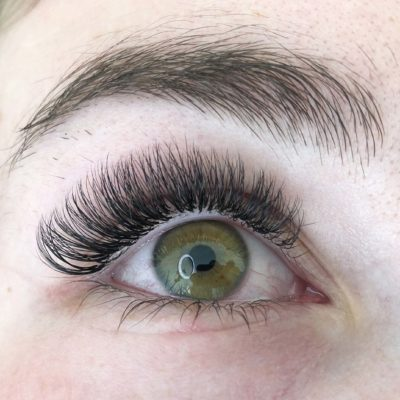 Wimpern-Extensions