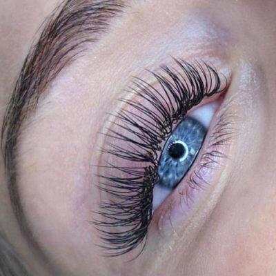 Wie findet man die optimale Wimpernstärke?