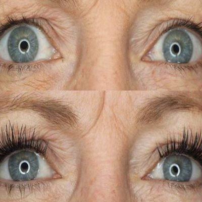 Wimpernverlängerung verschiedene Looks leicht erklärt