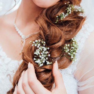 Wimpernverlängerung & Make-up zur Hochzeit in Salzburg