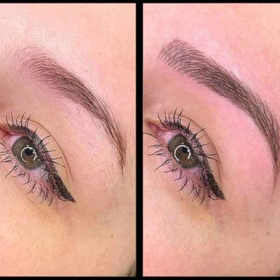 Microblading Salzburg für perfekt geformte Augenbrauen
