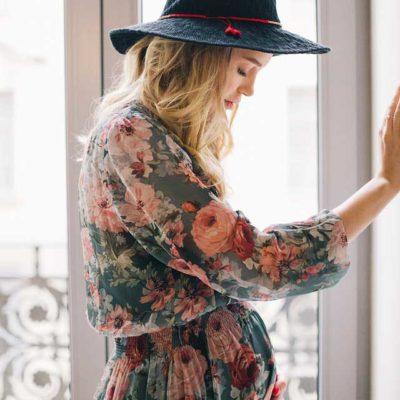 Ist eine Wimpernverlängerung in der Schwangerschaft möglich?